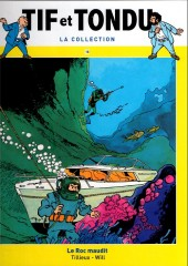 Tif et Tondu - La collection (Hachette)  -18- Le Roc maudit