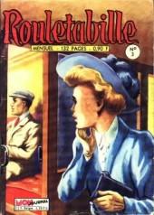 Rouletabille (Mon Journal) -3- Le parfum de la dame en noir 1/2