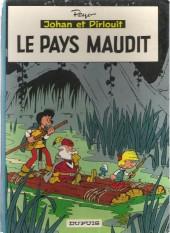 Johan et Pirlouit -12a1966- Le pays maudit