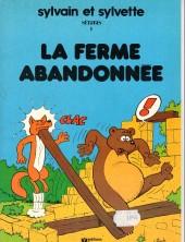 Sylvain et Sylvette -1a1982- La ferme abandonnée