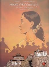 Aung San Suu Kyi - La Dame de Rangoon - Prix Nobel de la paix