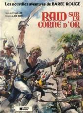 Barbe-Rouge -18a1980- Raid sur la Corne d'or