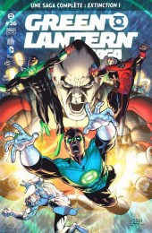 Green Lantern Saga -26- Une saga complète : extinction !