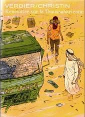 Rencontre sur la Transsaharienne -TT- Rencontre sur la transsaharienne