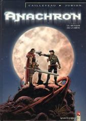 Anachron -1- Le retour de la bête