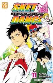 Sket Dance - Le club des anges gardiens -11- Tome 11