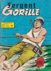 Sergent Gorille -61- Une île a disparu