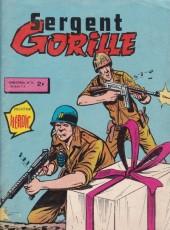 Sergent Gorille -73- Un cadeau dangereux