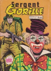 Sergent Gorille -77- Le secret du général