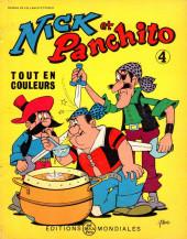 Nick et Panchito -4- Sur l'île du Lièvre