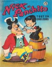 Nick et Panchito -6- Nick sur les pontons