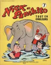 Nick et Panchito -7- Un royaume sans roi