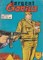 Sergent Gorille -33- La correspondante de Gorille