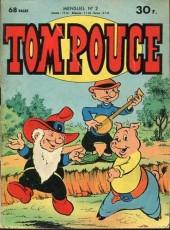 Tom Pouce -2- Tom Pouce et le chapeau de Fausto