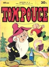 Tom Pouce -4- Tom Pouce et l'efficace Gumersinde