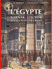 Alix (Les Voyages d') -37- L'Égypte - Karnak, Louxor et la vallée des Rois