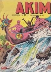 Akim (1re série) -87- La grande idole