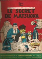 Samedi Jeunesse -51- Le secret de matsuoka