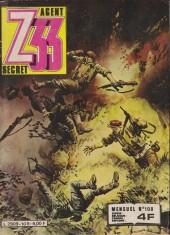 Z33 agent secret -108- Bombes volantes