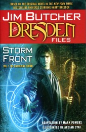 Jim Butcher's The Dresden Files: Storm Front (2008) -INT01- The Gathering Storm