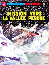 Buck Danny -23b1980- Mission vers la vallée perdue