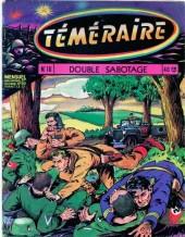 Téméraire (1re série) -10- Double sabotage (Tomic)