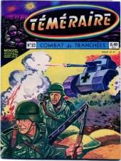 Téméraire (1re série) -23- Combats de tranchées