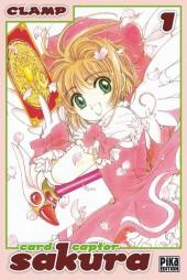 Card Captor Sakura -INT.01- Tome 1 et Tome 2
