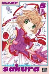 Card Captor Sakura -INT.03- Tome 5 et Tome 6