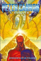 Peter Cannon - L'Éclair -2- Intrigues dans les pyramides