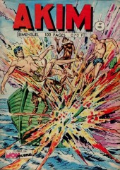 Akim (1re série) -195- Lutte sur la Falaise