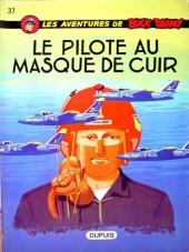 Buck Danny -37a1980- Le pilote au masque de cuir