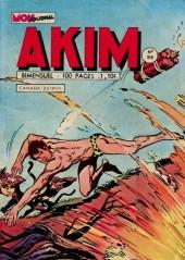 Akim (1re série) -315- La dernière carte de Zambo