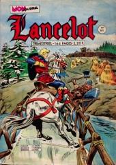 Lancelot (Mon Journal) -101- Le Messager venu de la mer