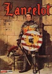 Lancelot (Mon Journal) -1- La Dame du lac