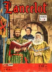 Lancelot (Mon Journal) -6- Le sauveur de la reine