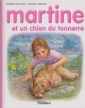 Martine -58- Martine, et un chien du tonnerre