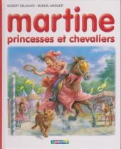Martine -54a- Martine, princesse et chevaliers