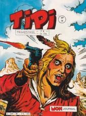 Tipi -78- Kris - La piste de l'enfer