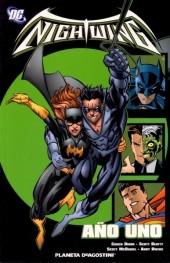 Nightwing de Chuck Dixon -0- Año Uno