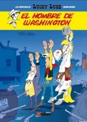 Lucky Luke según Morris (Las Aventuras de) (Ediciones Kraken) -4- El Hombre de Washington