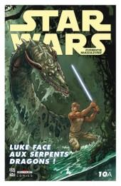 Star Wars - Comics magazine -10A- Luke face aux serpents dragons !