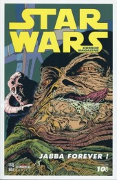 Star Wars - Comics magazine -10B- Jabba Forever !
