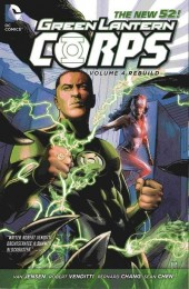 Green Lantern Corps (2011) -INT04- Rebuild