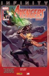 Avengers Universe (1re série - 2013) -13- Le maudit