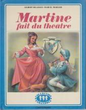 Martine -7a- Martine fait du théâtre