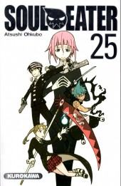 Soul eater -25- Tome 25