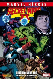Marvel Héroes -54- Secret Wars II: Círculo cerrado