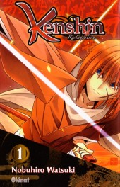 Kenshin - Restauration -1- Tome 1