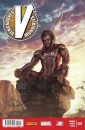 Vengadores Mundiales -4- Imperio I.M.A. Parte 5